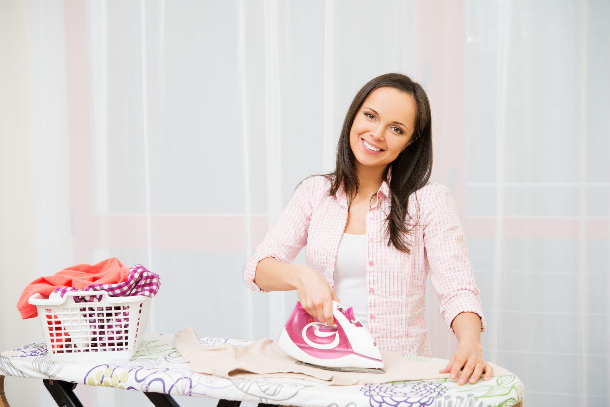 Tips para planchar mejor la ropa