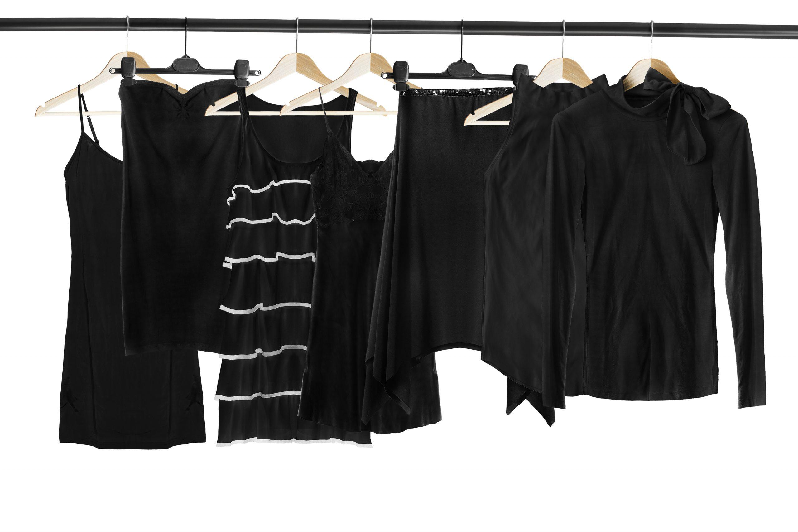Aprende a lavar la ropa oscura