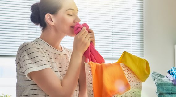 Secretos para ropa súper limpia y bien cuidada Parte 1